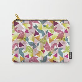 Tangram Carry-All Pouch