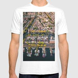 Amsterdam Houseboats & Canals T-shirt