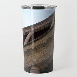Light and shadow V Travel Mug