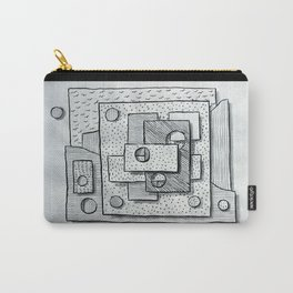 plano - plane - plan Carry-All Pouch