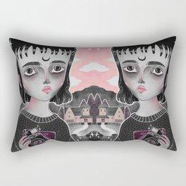 The New Home Rectangular Pillow