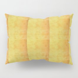 Golden abstraction from the rooster by Ito Jakuchu 2 Pillow Sham