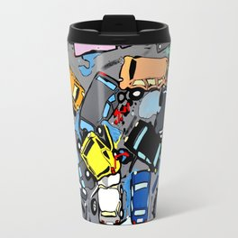 Ritratto interiore Travel Mug