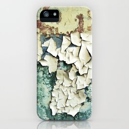 Colours of abandonment iPhone Case