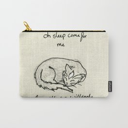 Oh Sleep Carry-All Pouch