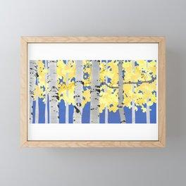 Aspen Grove Framed Mini Art Print
