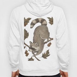 The Raccoon and Sycamore Hoody