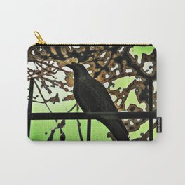 ...  the crow  ... Carry-All Pouch