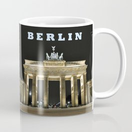 Brandenburger Tor - BERLIN Coffee Mug