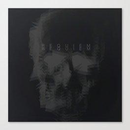 Requiem - Canvas Print