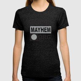 Movie Mayhem T-shirt