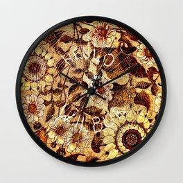 Charlottes Web Wall Clock