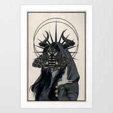 Occult III Art Print