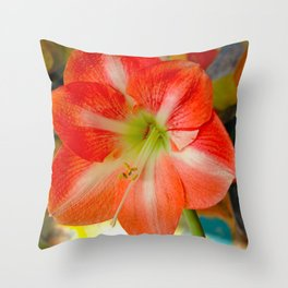 Spring has Sprung! Throw Pillow