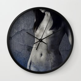nude art Wall Clock