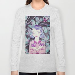 under the fig tree Long Sleeve T-shirt