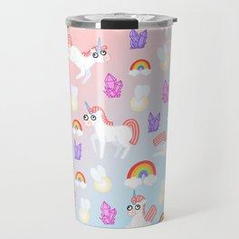DoOopy Unicorns Travel Mug