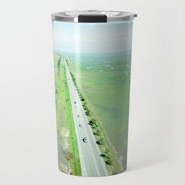 Beach Road Travel Mug
