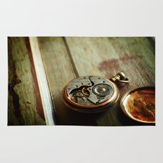 The Conductor's Timepiece - 2 Rug
