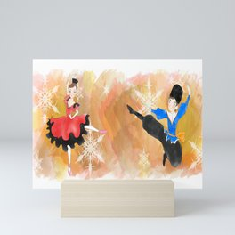 The nutcracker collection Mini Art Print