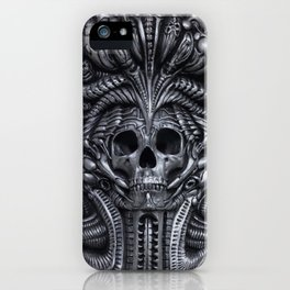 Behind the Veil iPhone Case