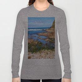 Sat On a Shoreline Long Sleeve T-shirt