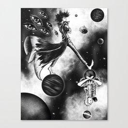 An Endless Stroll Canvas Print