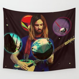 Kevin Parker Tame Impala Wall Tapestry