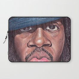 Wyclef Jean The Fugees Laptop Sleeve
