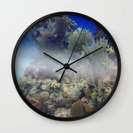 Below Wall Clock