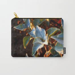 Desert Leaves II Carry-All Pouch