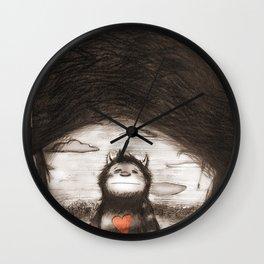 Wild Precious Life [ver. 1] Wall Clock