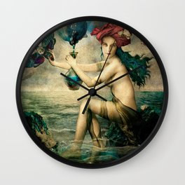The Blessed Temperance Wall Clock