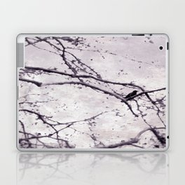 Winter Crow Laptop & iPad Skin