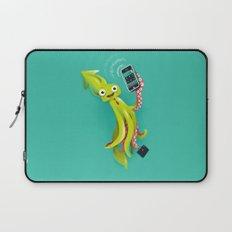 SQUID RINGS Laptop Sleeve