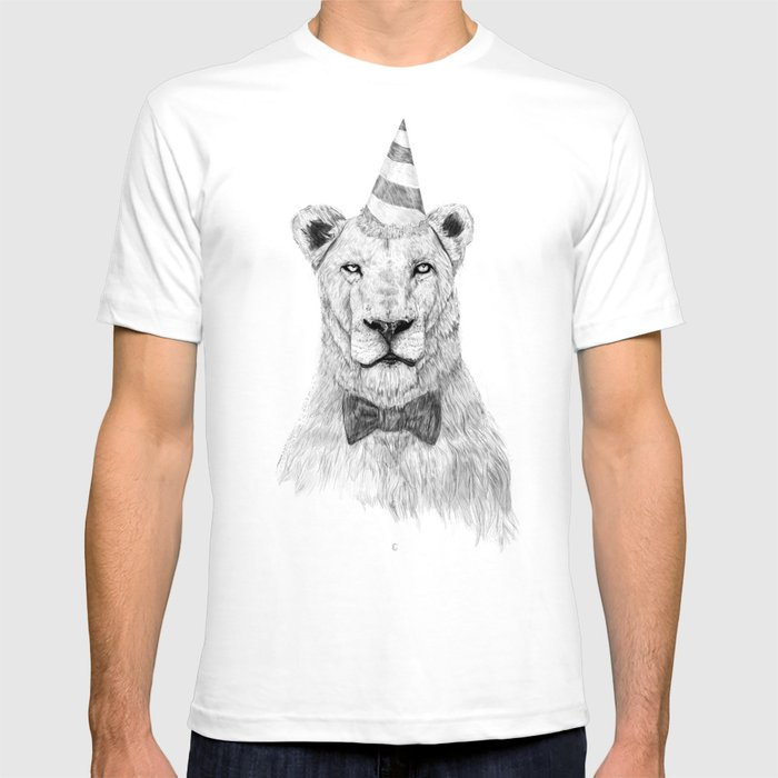 Get the party started T-shirt
