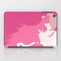 lucy iPad Cases featuring Lucy by Polvo