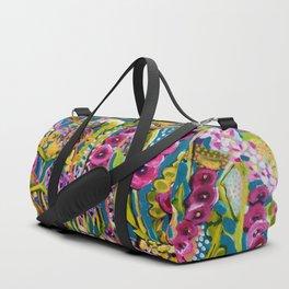 Grandma's Garden Duffle Bag