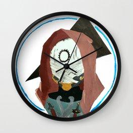 Destiny Hunter Wall Clock