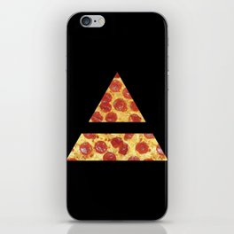 A Million Little Pizzas Ver. 2 iPhone Skin