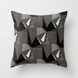 Scandinavian Bold Throw Pillow