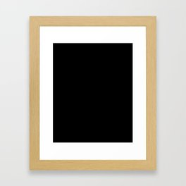 Alien Freak Framed Art Print