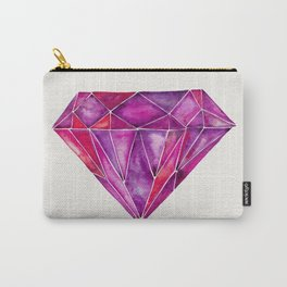 Rhodolite Carry-All Pouch
