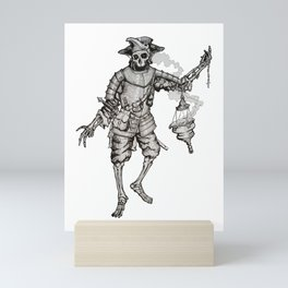 The Censer Bearer Mini Art Print