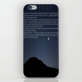CALM. iPhone Skin
