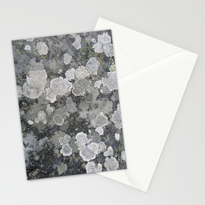 Buzy, Buzy Lichen Stationery Cards