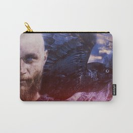 I am not afraid Carry-All Pouch