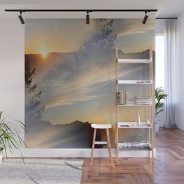 The Land of Two Suns... Wall Mural