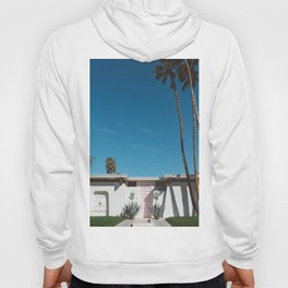 Palm Springs Pink Door Hoody