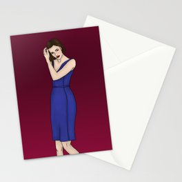 Dressed Up Simmons Stationery Cards